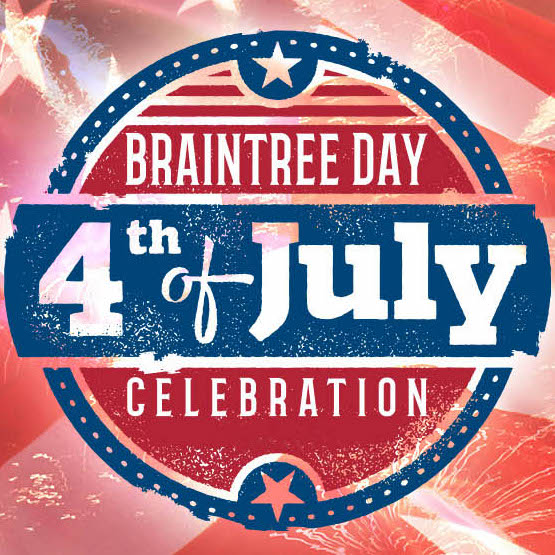 Braintree's July 4th Celebration